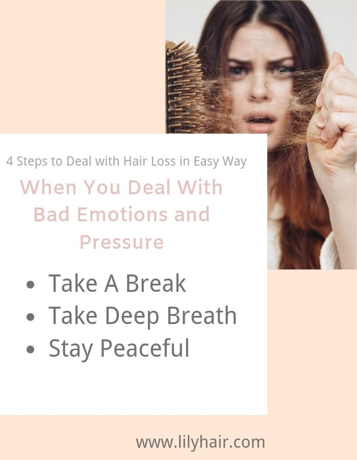 4 Steps to Deal with Hair Losing in Easy Way