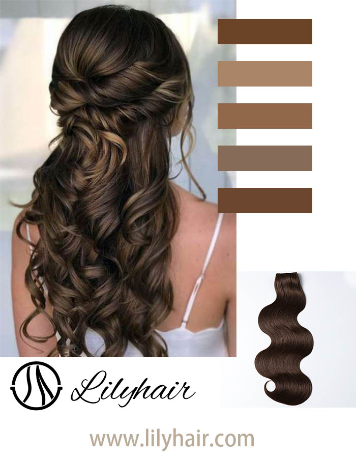 Hair Tutorial: How to Choose and Clip In Hair Extensions For First Timer