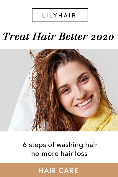 How to Wash Your Hair Correctly to Stop Hair Loss 2020 ( Simple 6 Steps )?